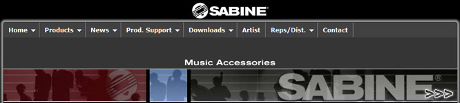 Sabine logo